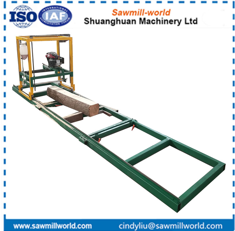 Popular forester chain saw timber cutting machine for sale