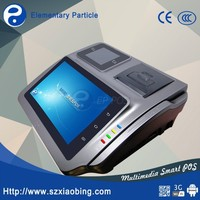 Cheapest Tablet Android4.0 Mobile Pos Terminal M680 With Thermal Printer,MSR, ICC, RFID