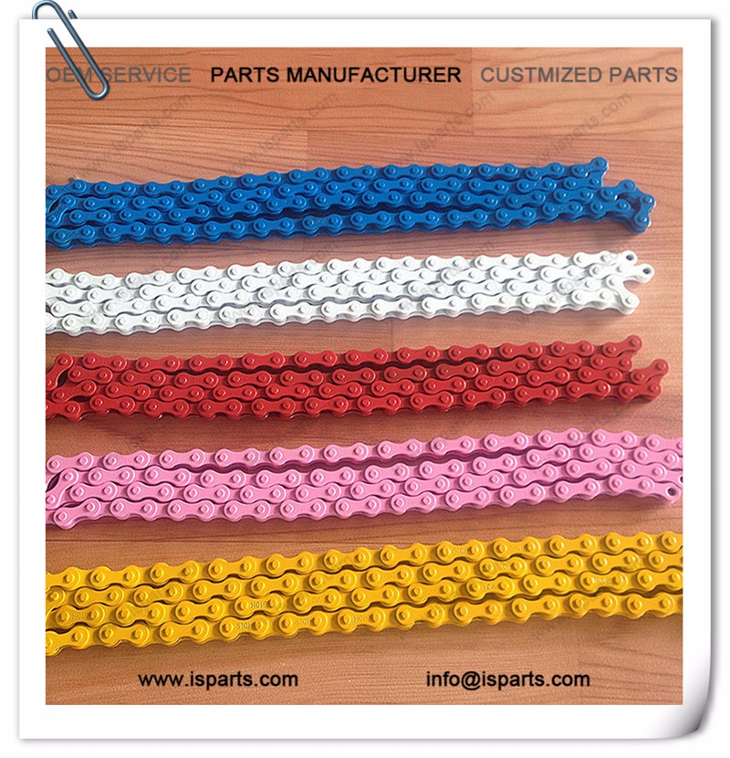 Factory Color Bicycle Bike Chain 28/80/88/92/94/100 Knots Replaces