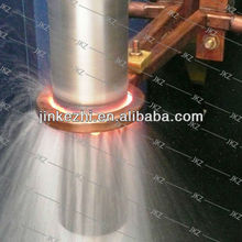 shaft and gears surface induction heat treatment machine