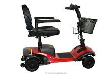Hot Sale detachable electric mobility scooter with 4 wheel mobility scooter
