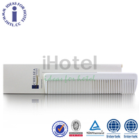 Personalized Combs Plastic Hotel Comb High Quality Soft Hotel Combs