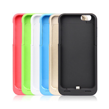 3500 mAh high quality power case for iphone 6, battery case for iphone 6 plus