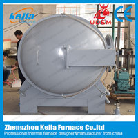 High temperature vacuum furnace for ALo3 sintering