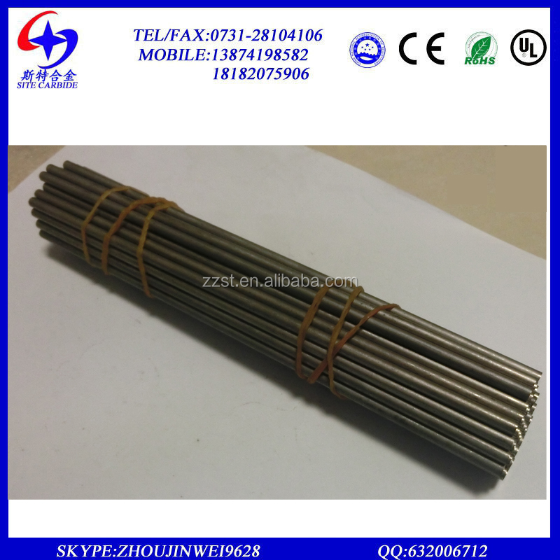 zhuzhou manufacturer of tungsten <strong>carbide</strong> rods /round <strong>bars</strong>