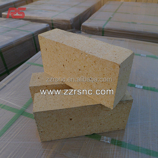 Alumina Refractory Brick Used In Chemical And Petrochemical Industries