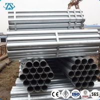 Manufacturer Construction Building Materials Galvanized Steel Pipe