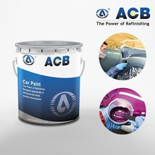 ACB acrylic material car paint standard dry thinner