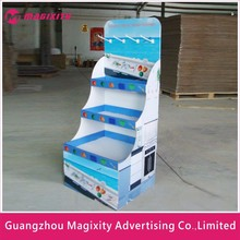 Custom retail store promotion acrylic shampoo display stands,acrylic display stand,floor acrylic display case
