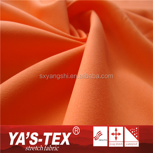 High Quality Single Jersey Woven Stretch Polyester Sports Fabric For Clothing