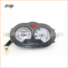 Scooter Speedometer, 80CC KM/MPH Meter Suit for Same model from Lintex, Znen, Jnen,