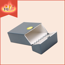 JL-020N YIwu Jiju Plastic can pack 20pcs cigarettes Cigarette case wholesaler