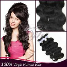 Unprocessed Full Cuticles Vigin Peruvian Body Wave yak hair