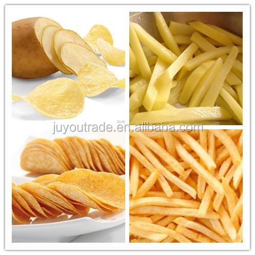 Semi-auto high quality potato chips fries production, potato chips machine, potato chips making machine