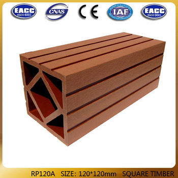 120mm*120mm Square Column, WPC Square Column