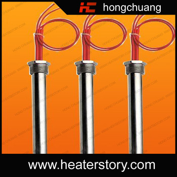 300w 2014 New Low Voltage 1/8' diameter cartridge heater /heating elements