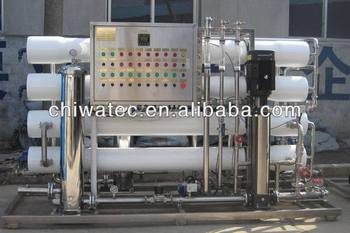 borehole water stainless steel ro system