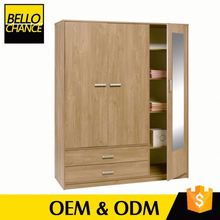 Clothes Cabinet Small Wood For Living Room Antique Wardrobes Bedroom