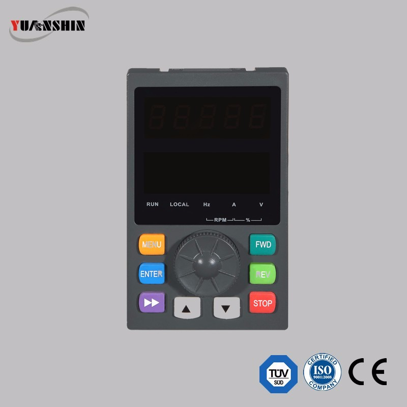 Shenzhen YX3000 Series VFD Inverter/Converter 1- Phase 2.2kw 220v with competitive price