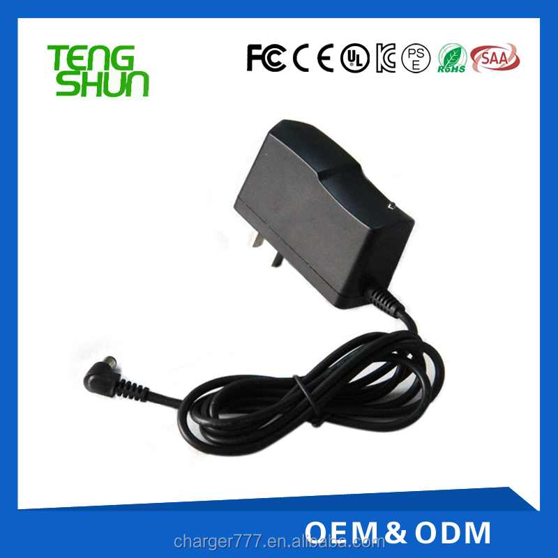 Hot New Products For 2015 Mobile Phone Battery Charger 12v 1A Power Supply