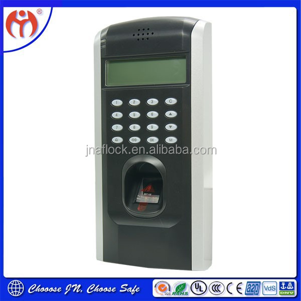 JN Biometric Fingerprint PIN Code Door Lock Access Control For Home Door