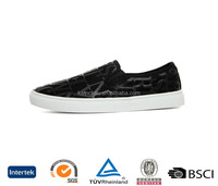 alibaba china new arrival reasonable price best sale promotional print logo oem black men canvas loafers shoes on sale