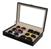 Luxury 100% Handmade Fancy Home Decoration Sunglasses Gift Box With Glass Window Wedding Souvenirs