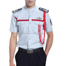 China Manufacture Uniform Product Supply Type Security Guard UNIFORMS,Image post security suit