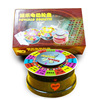 popular drinking promotion electronic lucky game roulette wheel set