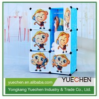 Modern hottest cartoon friendly cheap children bedroom furniture