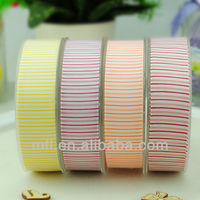 wholesale price fashion and beautiful chevron print ribbons