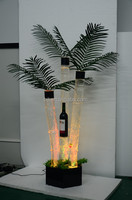 home Christmas decorative coconut led palm tree light for wedding