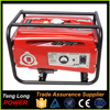 Low noise 177f 9hp 3kva gasoline generator for home use