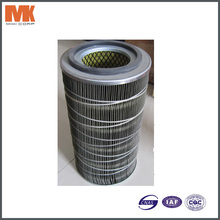 Self-cleaning power plant air filter JX0813