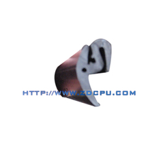 OEM small tolerance wear resistant silicone rubber strips