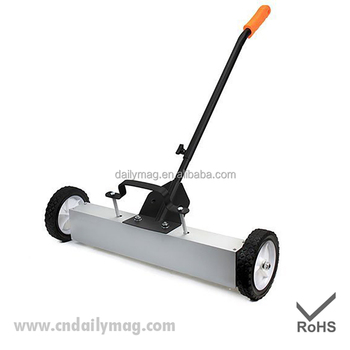 best sale magnetic rolling pickup tool sweeper dailymag