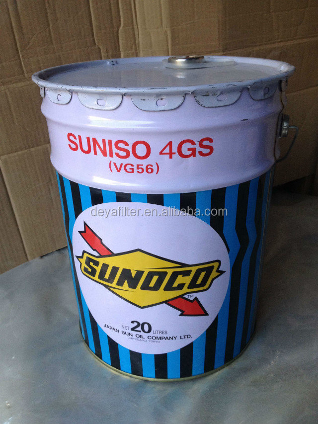 Lubricant Oil Type SUNISO 4GSD Refrigeration Oil