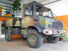 Mercedes Unimog 435 U1300 Ex-Government