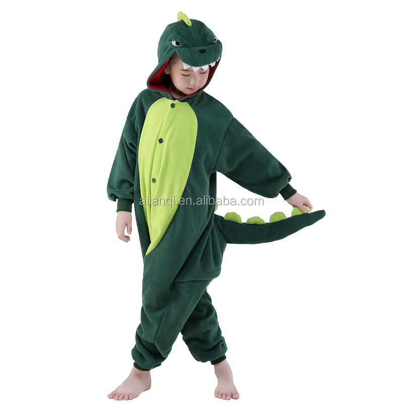 Kids Animal Costume - Children Plush full body Pajama
