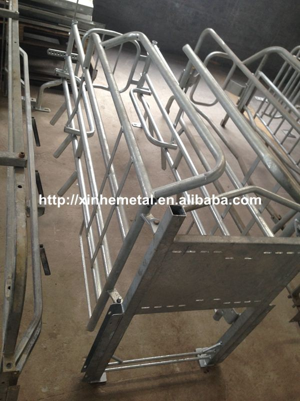 pig breeding equipment gestation cage