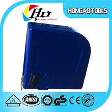 Blue Square ABS Plastic Casing One lock diameter tape measures