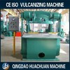 LLN series Inner tyre vulcanizing machine/tyre recycle machine/bicycle inner tube curing press China manufacturer RFQ