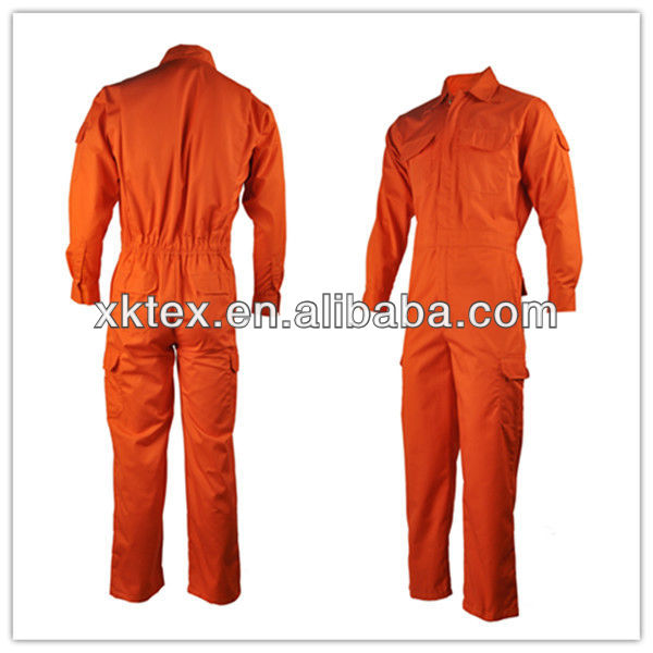 superior quality 100% cotton mining safety wear for firefight man