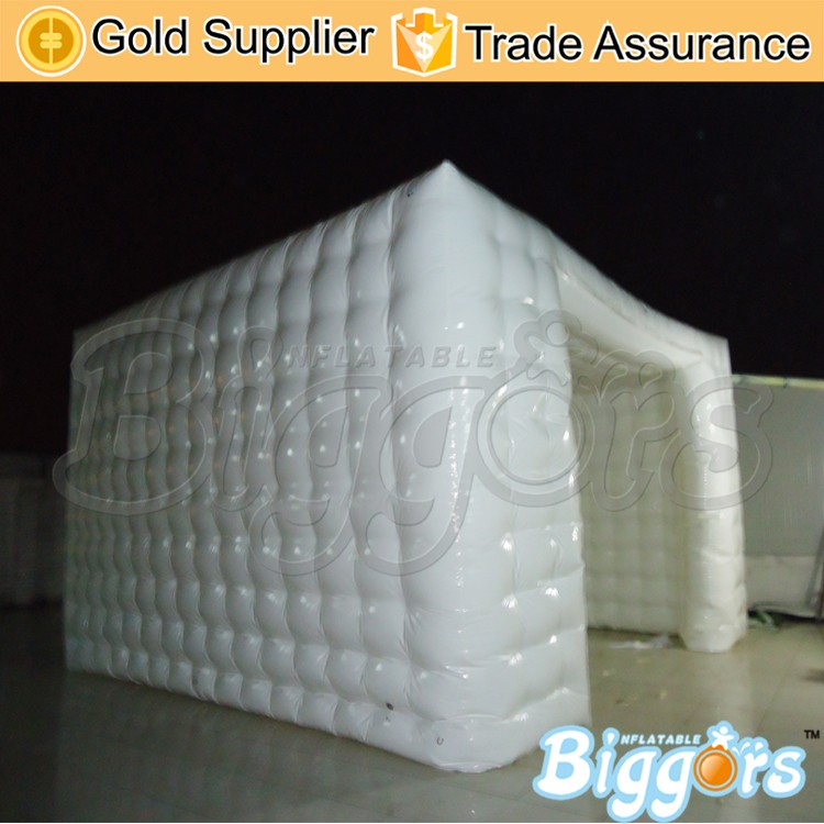 PVC Inflatable Tent House Inflatable Cube Air Tent Booth for Sale