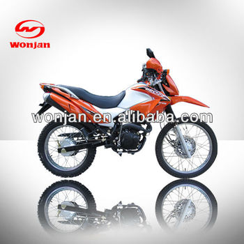 Dirt bike 200cc for kids/dirt bike for sale cheap(WJ200GY-III)