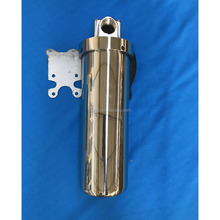 "Big Blue Household Stainless Steel Cartridge 10"" Water Filter Housing"
