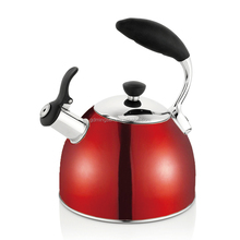 3.0L unique design stainless steel whistling kettle China