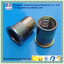 Shenzhen Aotian import blind rivets in Alibaba China supplier
