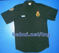 Uniform for Police, Security Guards, Ambulance Service Personnel, Military, Navy, AirForce, Fire Fightersl, Driver, Coock Ets