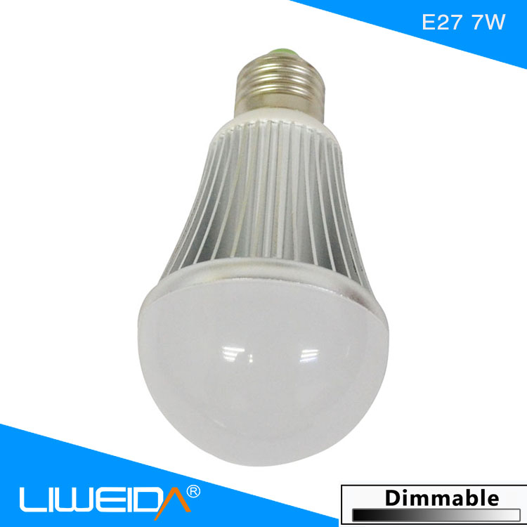 Best Price CE and RoHS Certificate 7W LED Bulb Housing Parts